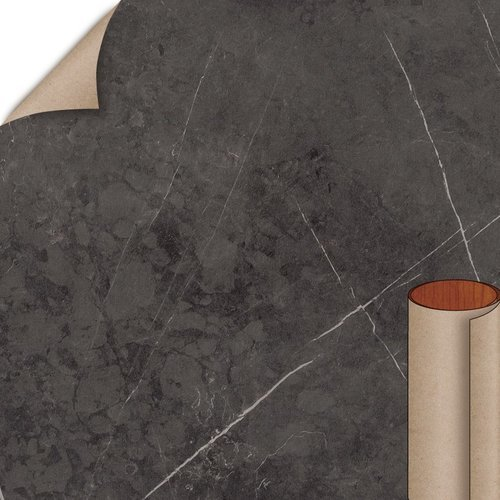 Formica Ferro Graphite HD Gloss Finish 4 ft. x 8 ft. Countertop Grade Laminate Sheet 9483-90-12-48X096