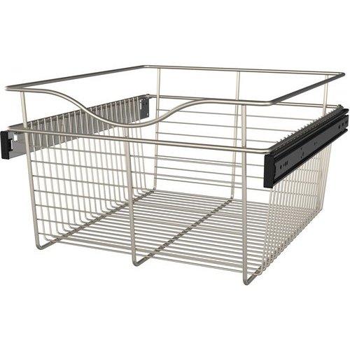 Rev A Shelf 18 X 20 X 11 Inch Closet Pullout Basket