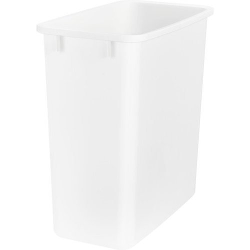 Rev A Shelf 20 Quart Replacement Container Only White Rv