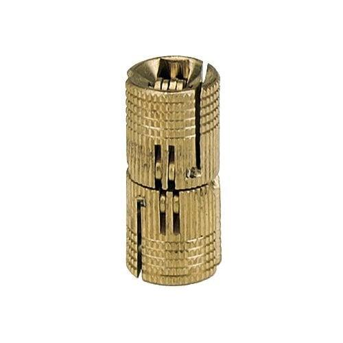 Soss Solid Brass Barrel Hinge 12mm Bh124 Cabinetparts Com