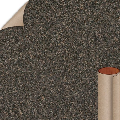 Wilsonart Blackstar Granite High Gloss Finish 4 ft. x 8 ft. Peel/Stick Vertical Grade Laminate Sheet 4551K-01-735-48X096