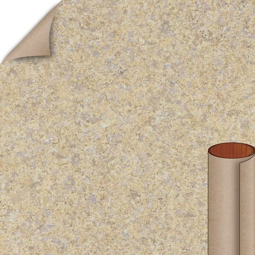Wilsonart Mesa Sand Textured Gloss Finish 4 ft. x 8 ft. Peel/Stick Vertical Grade Laminate Sheet 4579K-07-735-48X096