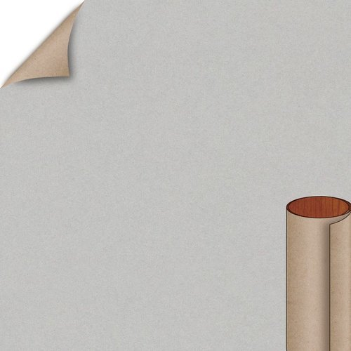 Wilsonart Cloud Zephyr Matte Finish 4 ft. x 8 ft. Peel/Stick Vertical Grade Laminate Sheet 4856-60-735-48X096