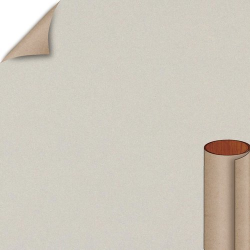 Wilsonart Shadow Zephyr Matte Finish 4 ft. x 8 ft. Peel/Stick Vertical Grade Laminate Sheet 4857-60-735-48X096