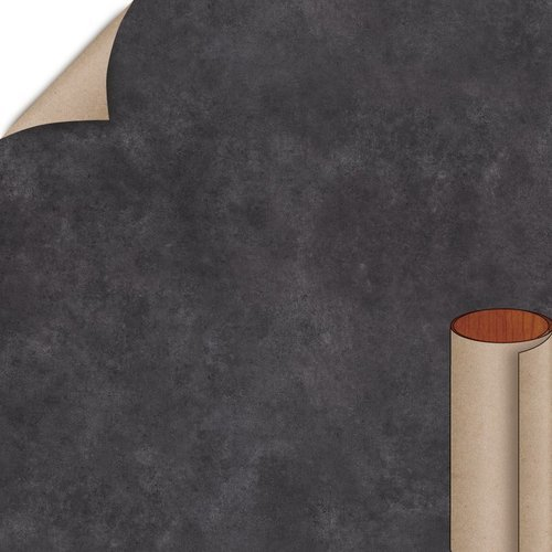 Wilsonart Oiled Soapstone Fine Velvet Texture Finish 4 ft. x 8 ft. Peel/Stick Vertical Grade Laminate Sheet 4882-38-735-48X096