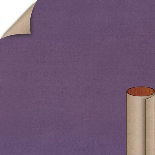 Wilsonart Eggplant Matte Finish 4 ft. x 8 ft. Vertical Grade Laminate Sheet 4913-60-335-48X096