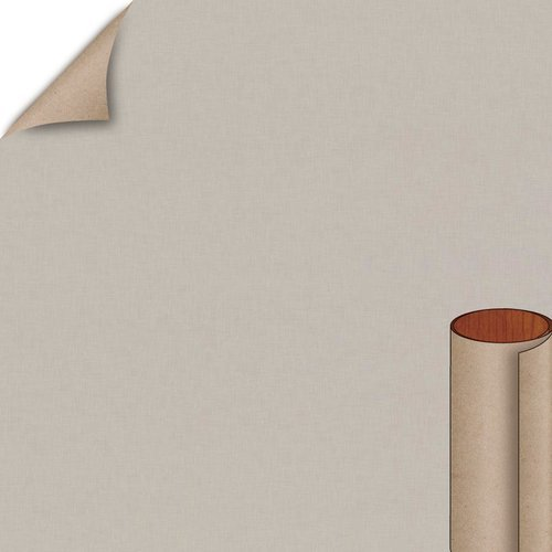 Wilsonart Classic Linen Fine Velvet Finish 4 ft. x 8 ft. Peel/Stick Vertical Grade Laminate Sheet 4943-38-735-48X096