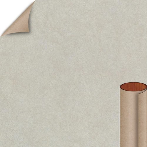 Wilsonart Raw Cotton Fine Velvet Finish 4 ft. x 8 ft. Peel/Stick Vertical Grade Laminate Sheet 4947-38-735-48X096