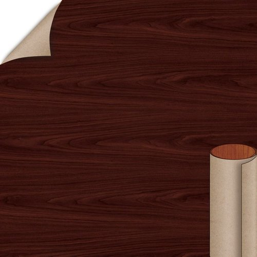 Wilsonart Empire Mahogany Textured Gloss Finish 4 ft. x 8 ft. Peel/Stick Vertical Grade Laminate Sheet 7122K-07-735-48X096