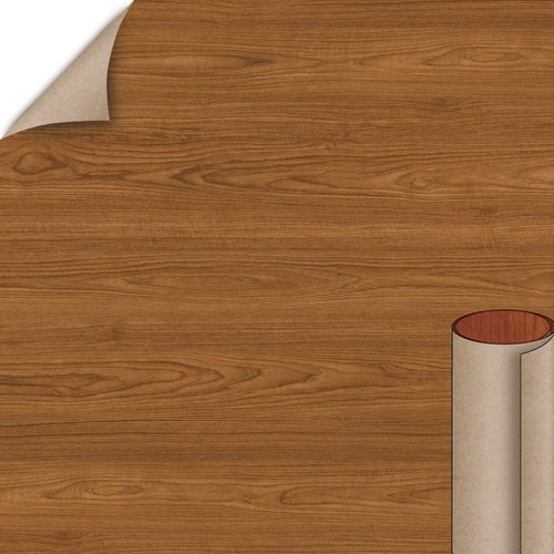 Wilsonart Nepal Teak Fine Grain Finish 4 ft. x 8 ft. Peel/Stick Vertical Grade Laminate Sheet 7209K-78-735-48X096