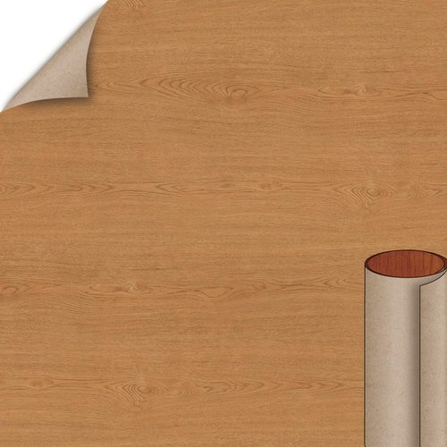 Wilsonart Solar Oak Matte Finish 4 ft. x 8 ft. Peel/Stick Vertical Grade Laminate Sheet 7816-60-735-48X096