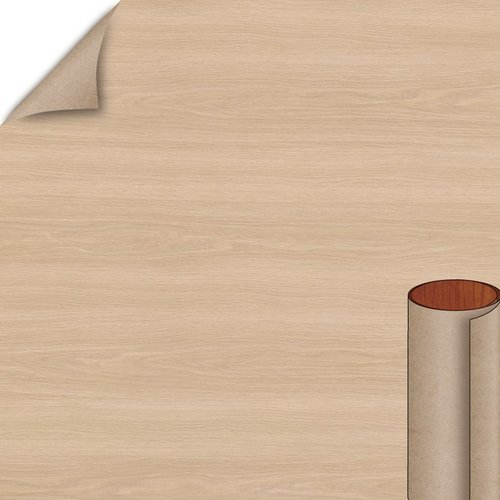 Wilsonart Beigewood Matte Finish 4 ft. x 8 ft. Peel/Stick Vertical Grade Laminate Sheet 7850-60-735-48X096