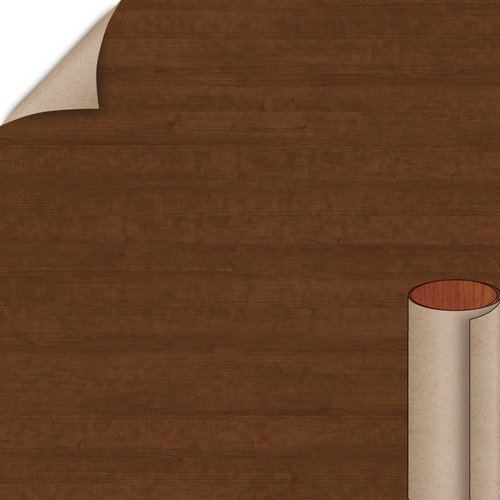 Shaker CHerry Textured Gloss Finish 4 ft. x 8 ft. Peel/Stick Vertical Grade Laminate Sheet <small>(#7935-07-735-48X096)</small>