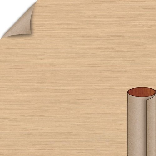 Wilsonart Blond Echo Linearity Finish 4 ft. x 8 ft. Peel/Stick Vertical Grade Laminate Sheet 7939K-18-735-48X096