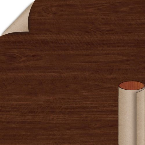 Wilsonart Hampton Walnut Fine Grain Finish 4 ft. x 8 ft. Peel/Stick Vertical Grade Laminate Sheet 7959K-78-735-48X096