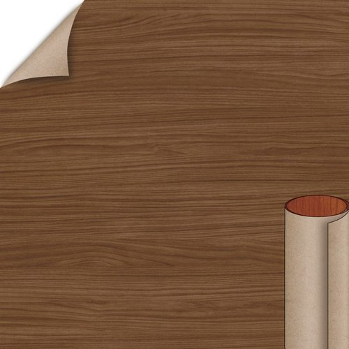 Wilsonart Walnut Heights Soft Grain Finish 4 ft. x 8 ft. Peel/Stick Vertical Grade Laminate Sheet 7965K-12-735-48X096