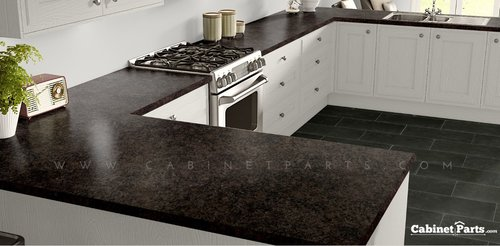 Wilsonart Bella Noche HD Mirage Finish 4 ft. x 8 ft. Countertop Grade Laminate Sheet 1820K-35-376-48X096