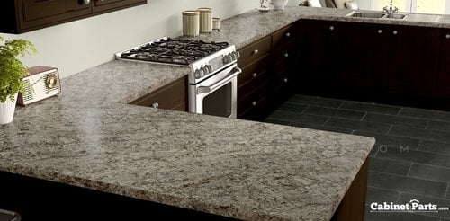 Wilsonart Bianco Romano HD Mirage Finish 4 ft. x 8 ft. Peel/Stick Countertop Grade Laminate Sheet 1872K-35-776-48X096