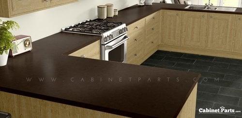 Wilsonart Burnished Chestnut Matte Finish 4 ft. x 8 ft. Vertical Grade Laminate Sheet 4796-60-335-48X096