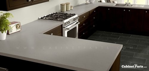 Wilsonart Classic Linen Fine Velvet Texture Finish 5 ft. x 12 ft. Countertop Grade Laminate Sheet 4943-38-350-60X144