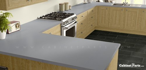 Wilsonart Cloud Zephyr Matte Finish 4 ft. x 8 ft. Countertop Grade Laminate Sheet 4856-60-107-48X096