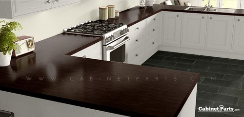 Wilsonart Figured Mahogany Matte Finish 4 ft. x 8 ft. Peel/Stick Vertical Grade Laminate Sheet 7040A-60-735-48X096