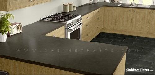 Wilsonart Green Soapstone Fine Velvet Texture Finish 4 ft. x 8 ft. Countertop Grade Laminate Sheet 4885-38-350-48X096