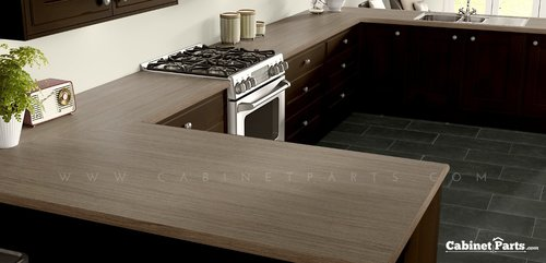 Wilsonart Landmark Wood Soft Grain Finish 5 ft. x 12 ft. Countertop Grade Laminate Sheet 7981K-12-350-60X144