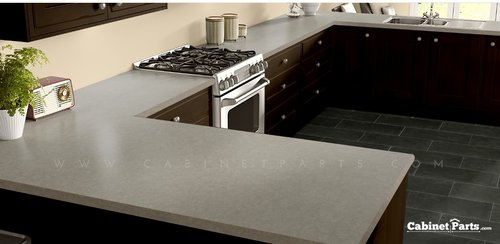 Wilsonart Luna Winter HD Mirage Finish 4 ft. x 8 ft. Countertop Grade Laminate Sheet 1850K-35-376-48X096