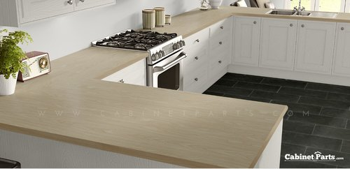 Wilsonart Manitoba Maple Matte Finish 5 ft. x 12 ft. Countertop Grade Laminate Sheet 7911-60-350-60X144
