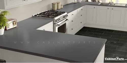 Wilsonart North Sea Matte Finish 4 ft. x 8 ft. Countertop Grade Laminate Sheet D90-60-350-48X096