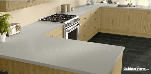 Wilsonart Putty Matte Finish 4 ft. x 8 ft. Countertop Grade Laminate Sheet 1503-60-350-48X096