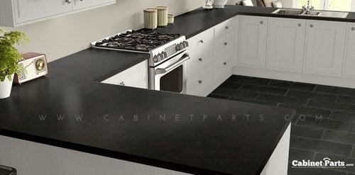 Wilsonart Rustic Slate Fine Velvet Texture Finish 4 ft. x 8 ft. Vertical Grade Laminate Sheet 4888-38-335-48X096