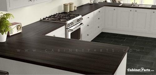 Wilsonart Skyline Walnut Soft Grain Finish 4 ft. x 8 ft. Countertop Grade Laminate Sheet 7964K-12-350-48X096
