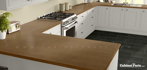 Wilsonart Solar Oak Matte Finish 5 ft. x 12 ft. Countertop Grade Laminate Sheet 7816-60-350-60X144