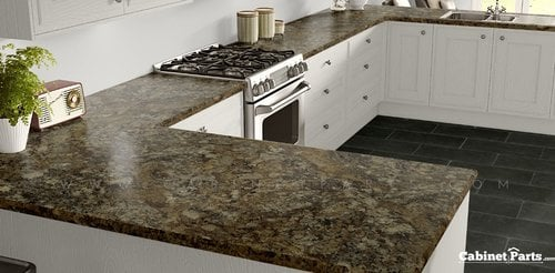 Countertop Grade Laminate Wilsonart Summer Carnival HD Mirage Finish 4 Ft.  X 8 Ft. Countertop Grade Laminate